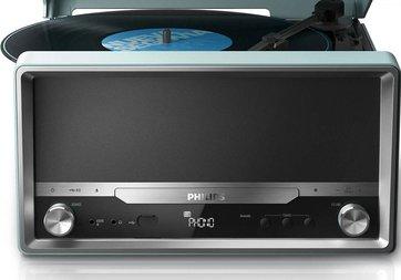 Philips OTT2000 pikap ve müzik seti
