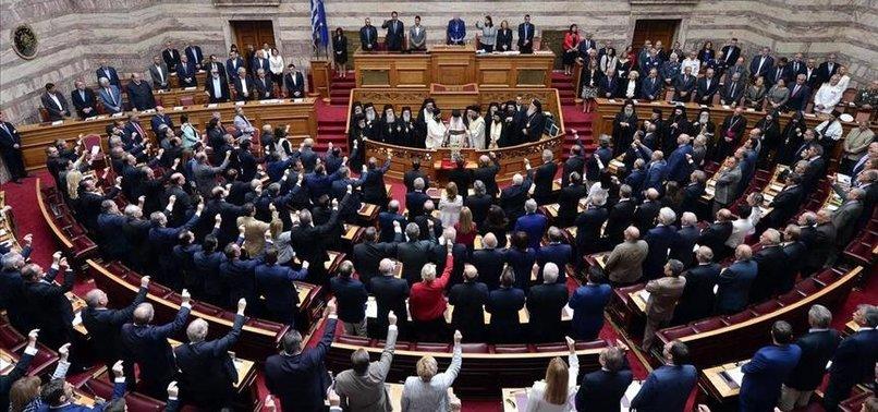 Greek parliament approves new labor bill