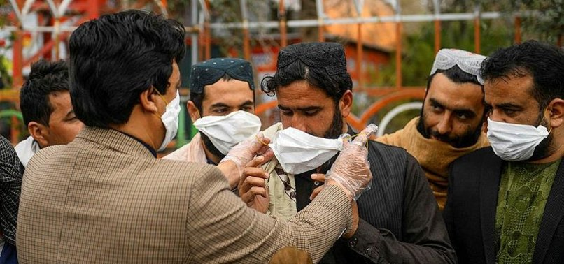 PAKISTAN CONFIRMS FIRST TWO CASES OF NEW CORONAVIRUS: OFFICIAL
