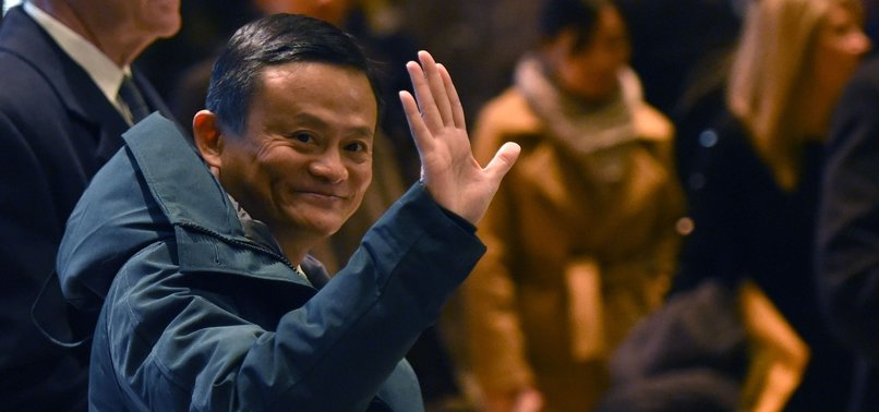 JACK MA RETIRES FROM ALIBABA ON HIS 55TH BIRTHDAY