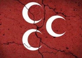 MHP'de 4 kişiye ihraç