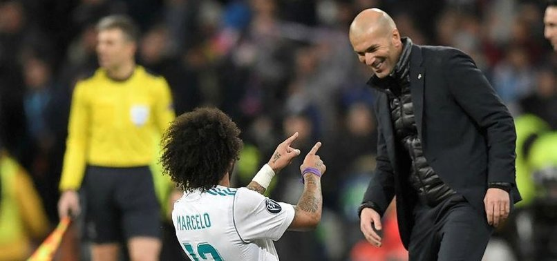 ZIDANES MOVES KEY TO MADRID GETTING EDGE OVER PSG