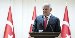 PM submits motion on Iraq, Syria to Turkish Parliament