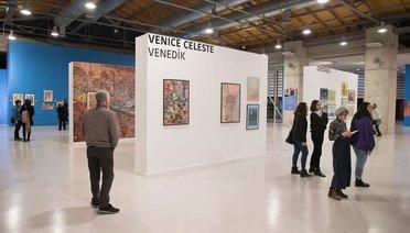 Fransız Çizgi Roman Sanatçısı Moebius ile Enki Bilalin Eserleri Başkentte Sergileniyor