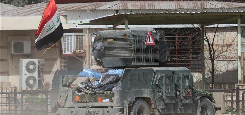 IRAQI FORCES GEAR UP FOR FRESH ANTI-DAESH OPS IN KIRKUK