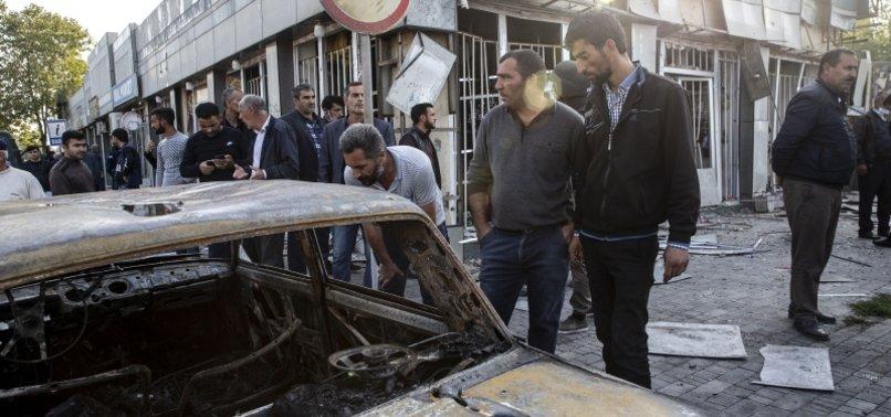 ARMENIAN ATTACKS KILL AT LEAST 21 IN AZERBAIJANS BARDA