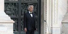 Italian tenor Andrea Bocelli says he had coronavirus