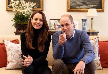 Prens Williams ve Kate Middleton Youtube Kanalı Açtı
