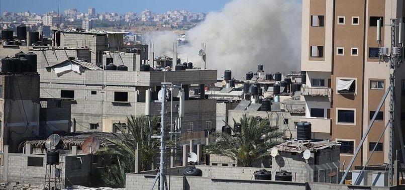 2 ANADOLU AGENCY JOURNALISTS INJURED BY ISRAELI RAID IN GAZA