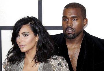 Kim Kardashian ve Kanye Westin evlilikleri tehdit altında!