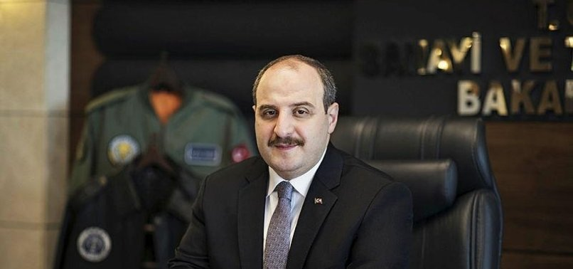TURKEY CONTINUES TO SUPPORT BUSINESS PEOPLE: MINISTER VARANK