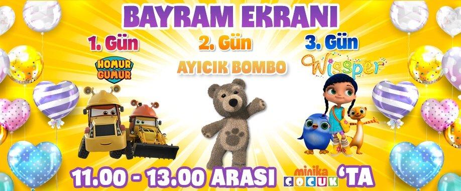 minika ÇOCUK Ramazan Bayramı Ekranı