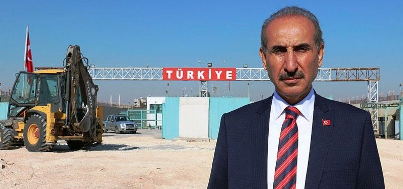 TURKEY TO OPEN SYRIAN BORDER GATE AS SOON AS POSSIBLE
