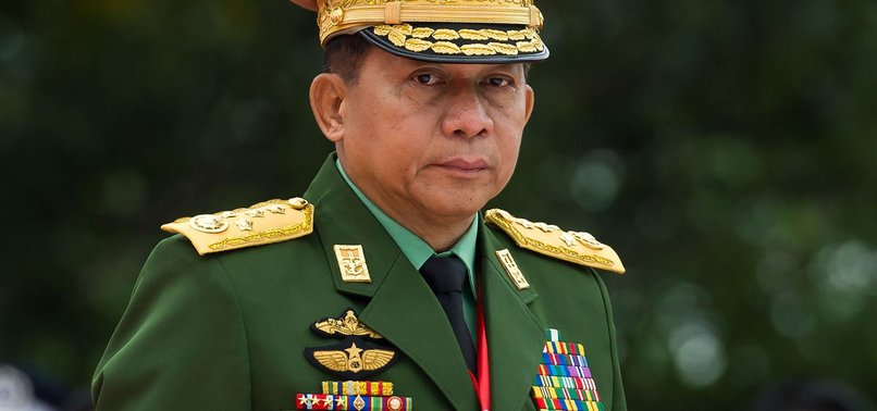 US BLACKLISTS HEAD OF MYANMAR MILITARY FOR RIGHTS ABUSES AGAINST ROHINGYA