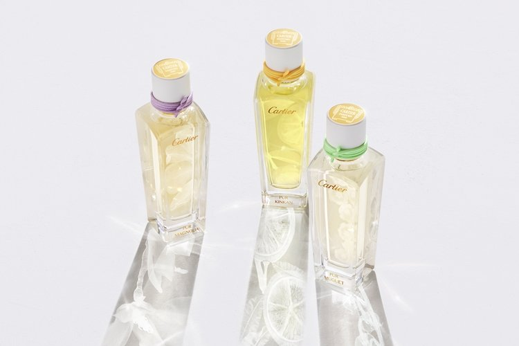 Cartier'den yeni parfüm seti: Les Épures de Parfum