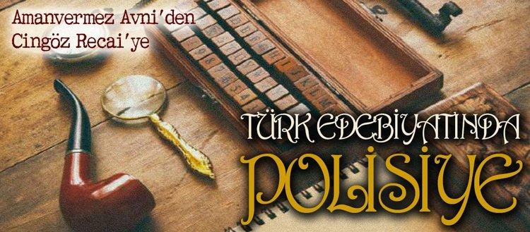 Türk Edebiyatında polisiye