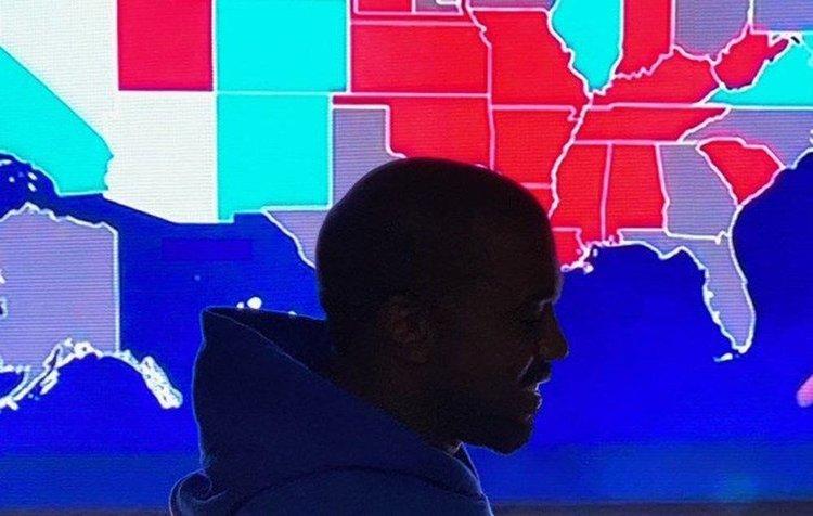 Kanye West'in aldığı oy sayısı belli oldu