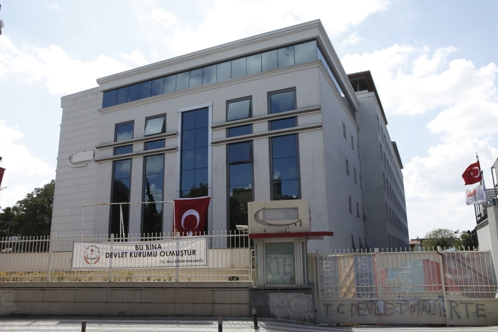 The building housing FEM prep school was both Gu00fclenu2019s house and office in Istanbul.