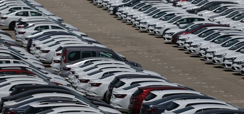 TURKEY REGISTERS OVER 1M VEHICLES IN 2020