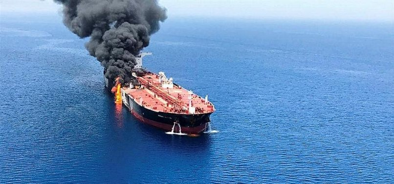 OIL TANKERS ATTACKS SEE SURGE AFTER US-IRAN SANCTIONS