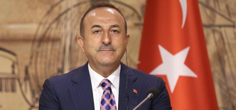 Sirte and Jufra airbase need to be turned over to GNA: Çavuşoğlu