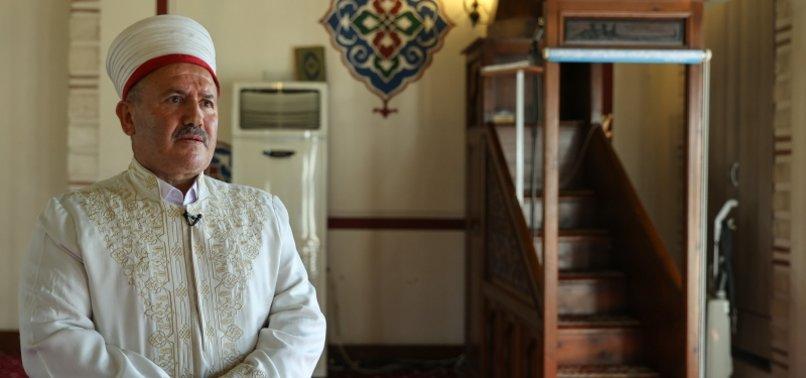 TURKISH IMAM HELPS DRUG USERS BEAT THEIR ADDICTION
