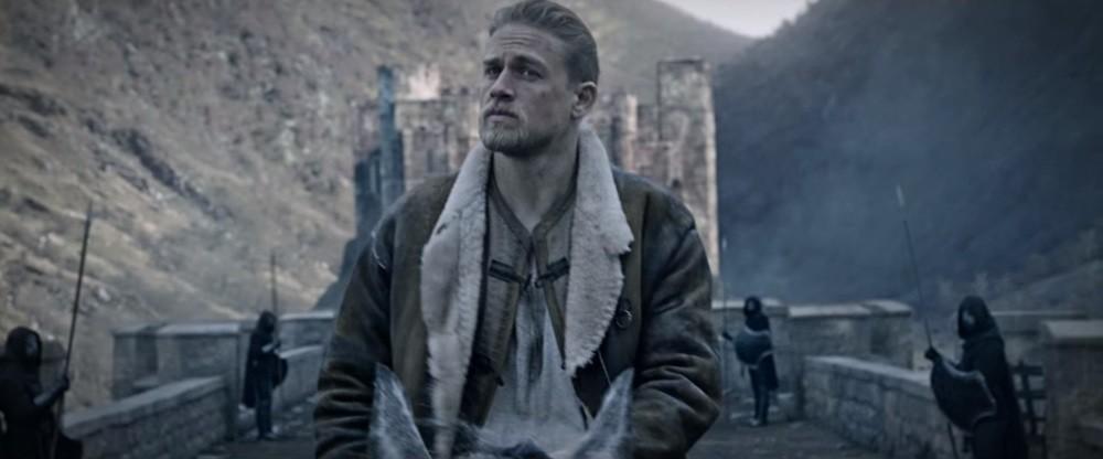 King Arthur the Legend of the Sword