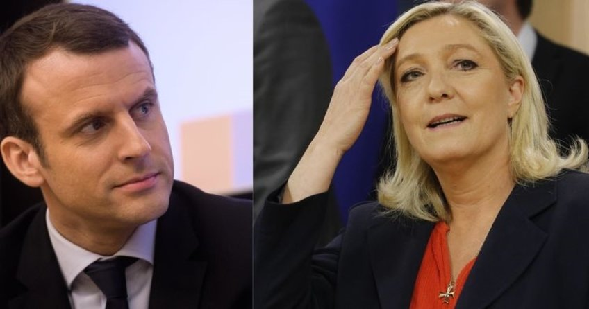 Fransa'da oylar euroyu dağıtabilir