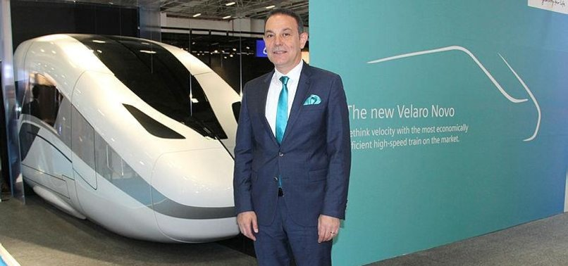 SIEMENS TO DELIVER 10 MORE HIGH-SPEED TRAINS BY 2020