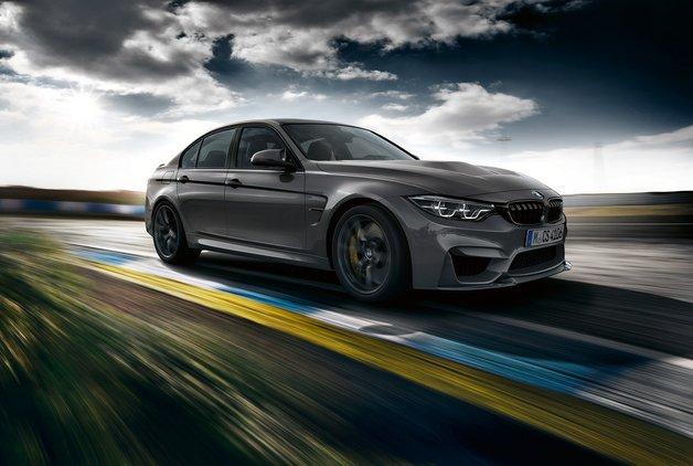 BMW yeni M3 CS'i tanıttı! Artık 453 HP…