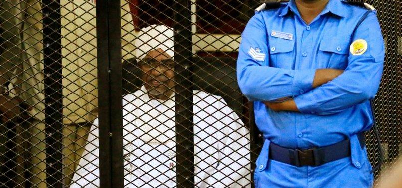 EX-SUDAN STRONGMAN AL-BASHIR GETS 2 YEARS FOR CORRUPTION
