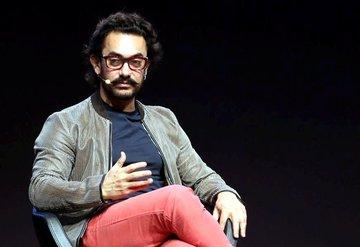Aamir Khan yeni filmi için Niğde'de!