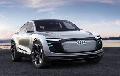 Audi, 2019'da elektrikleniyor