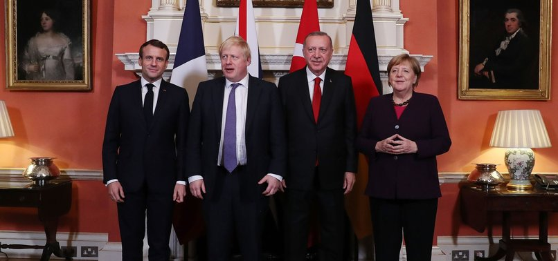 EUROPEAN, TURKISH LEADERS AGREE ON FIGHTING TERROR IN ALL ITS FORMS