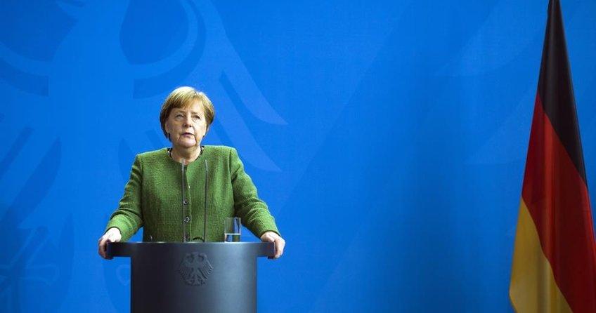 Almanya, operasyonu desteklediğini açıkladı