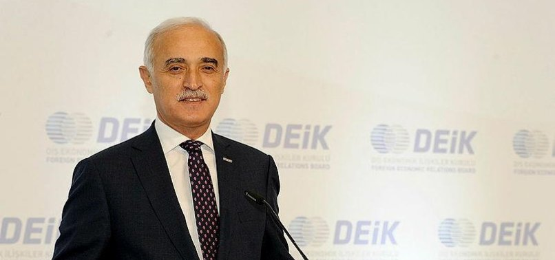 TURKISH BUSINESSPEOPLE MUST FIGHT WORLDWIDE SMEAR CAMPAIGN AGAINST OPERATION PEACE SPRING: DEIK HEAD