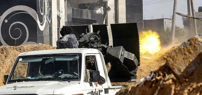LIBYA'S HAFTAR RECRUITING CHILD FIGHTERS: TRIPOLI GOVT