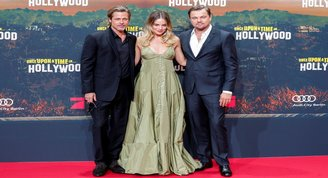 Once Upon a Time in Hollywood Berlin galası