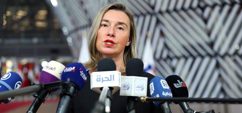 EUROPEAN UNION PLEDGES 2.01 BILLION EUROS IN AID FOR SYRIANS IN 2019