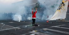 'We're sick of it': Anger over police killings shatters US