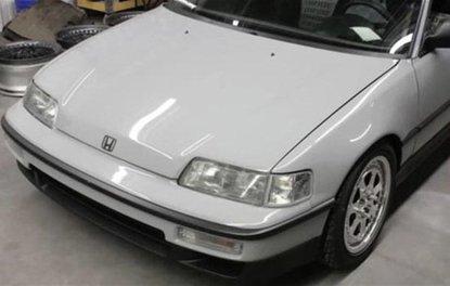 Honda CRX'in yenilenme serüveni