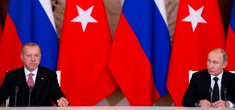 ERDOĞAN: ANKARA, MOSCOW EYE CLEARING SYRIAS IDLIB OF TERRORISM