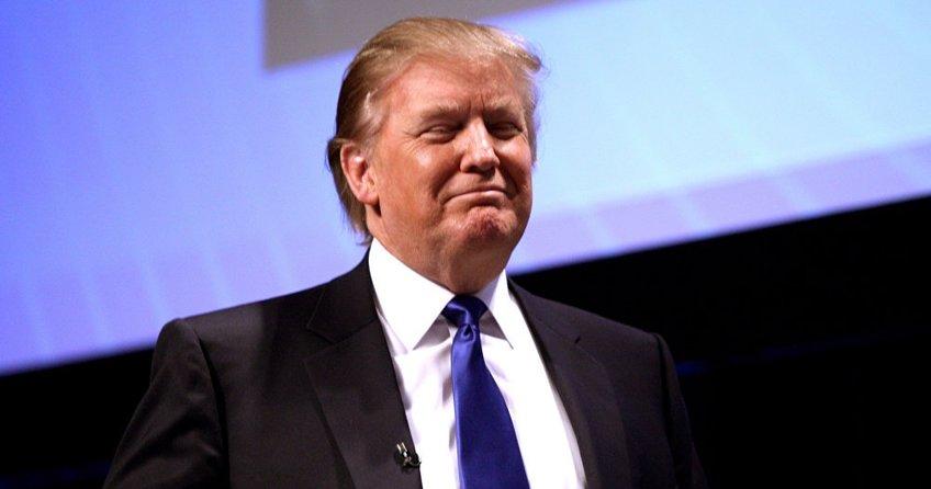Trump'tan Müslümanlara yönelik olumlu adım