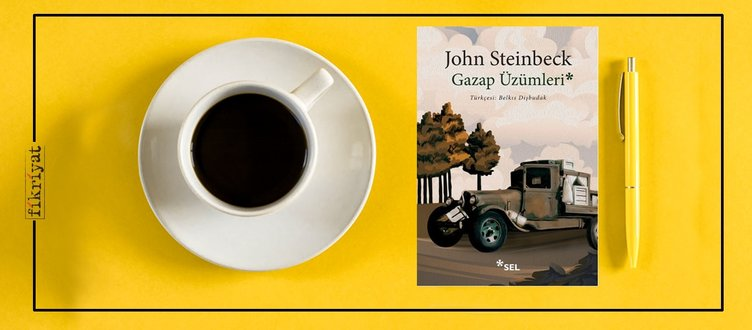 John Steinbeck'in mutlaka okunması gereken kitapları(21 Aralık 2018)