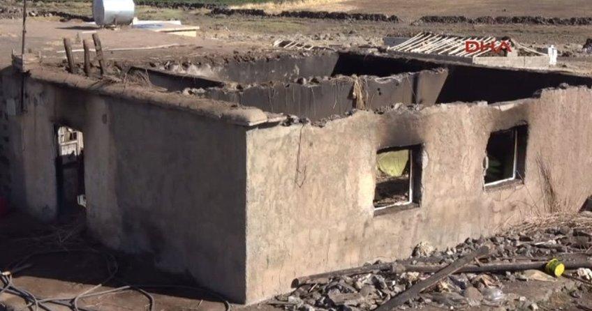 Şanlıurfa'da 3 kardeş yangında can verdi