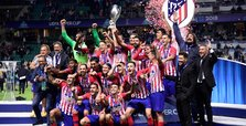 Atletico Madrid wins UEFA Super Cup