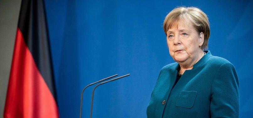 GERMANYS MERKEL DISMISSES TALK SHE MIGHT SEEK 5TH TERM