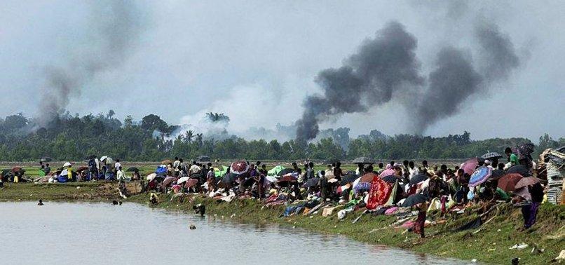 MYANMAR ARMY SHELLING KILLS WOMAN, TWO INFANTS IN RAKHINE - LAWMAKER
