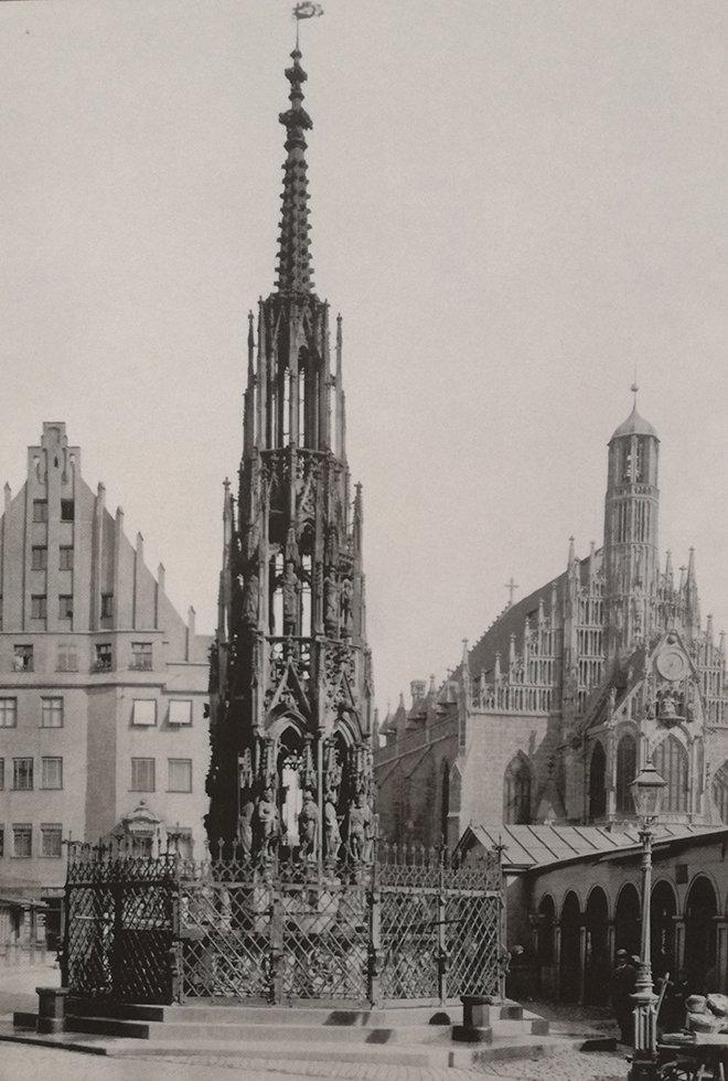 Güzel Çeşme, Nürnberg
