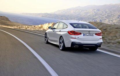 İşte yeni BMW 6 Serisi GT